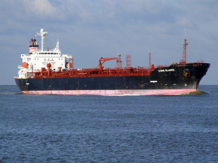 Tanker Cisne Blanco