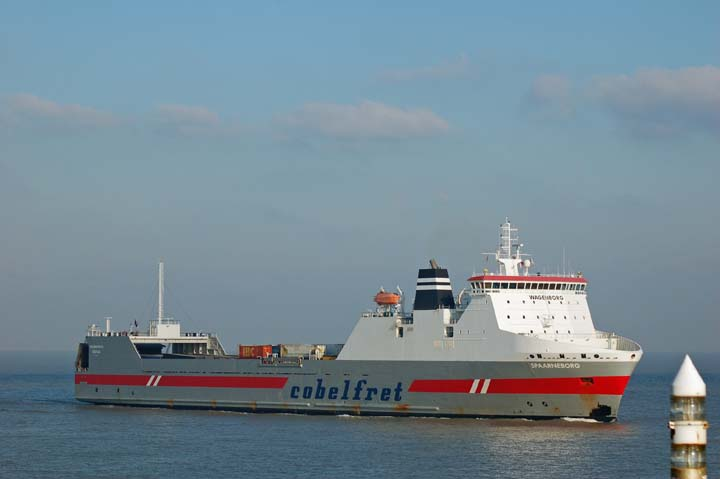 Image of the vessel Spaarneborg from Cobelfret