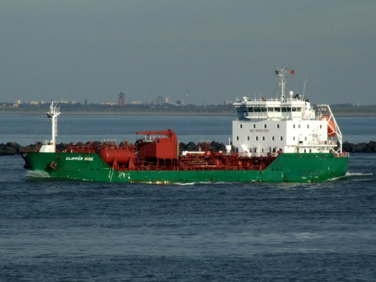 Tanker Clipper Inge