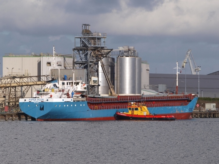 Cargo ship Paper Moon IMO 8919855