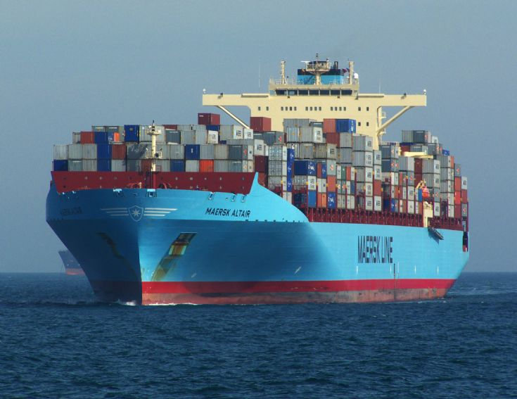 Photo of Maersk Line's Maersk Altair