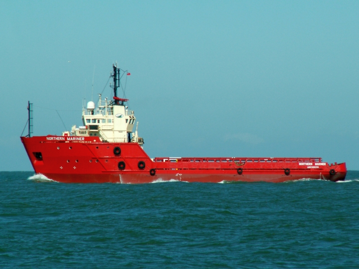 Photo of the Supply vessel Norther Mariner