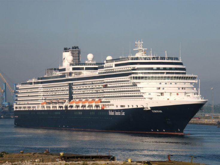 Ships And Harbours Photos Holland America Lines Cruise Ship - Eurodam cruise ship