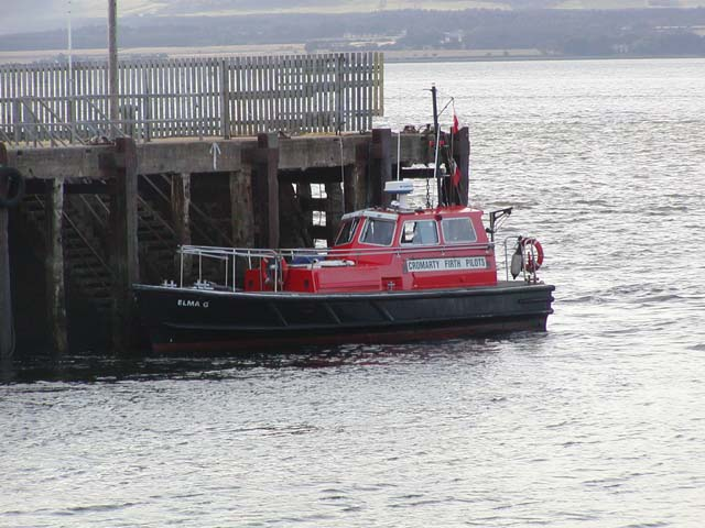 Pilot Cromarty Firth