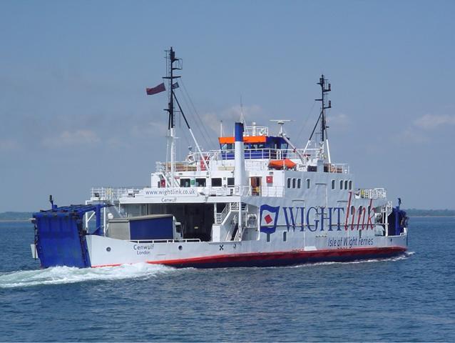 Isle of Wight Ferries