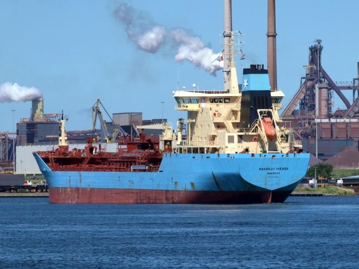 Tanker Nakskov Maersk (IMO 9323584)