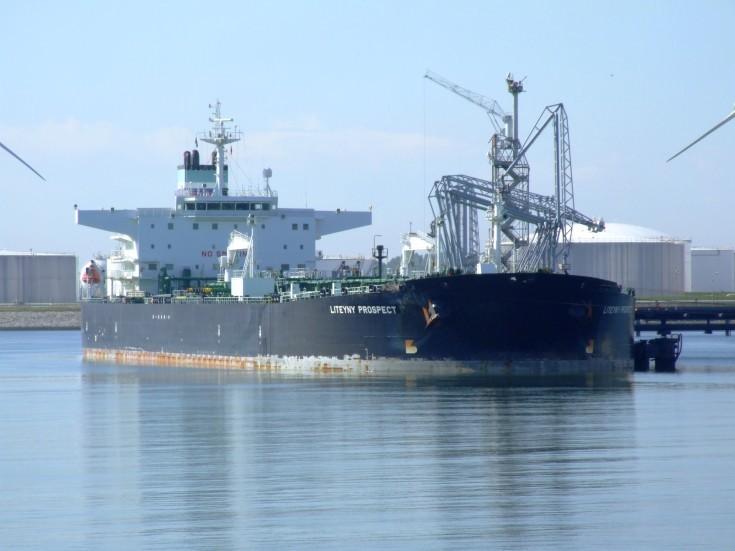 Tanker Liteyny Prospect
