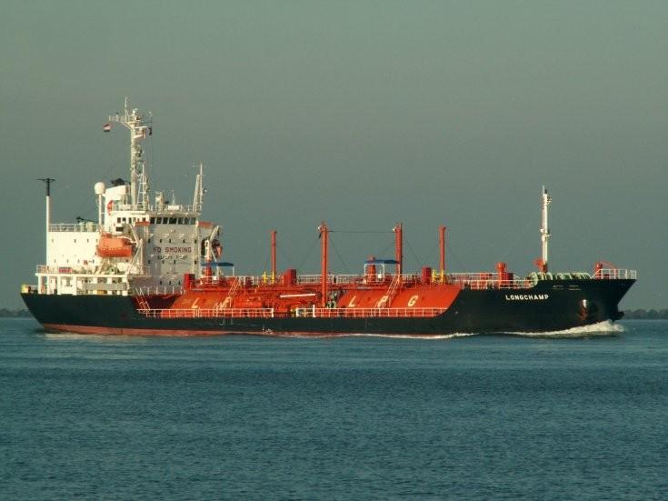 LPG Tanker Longchamp