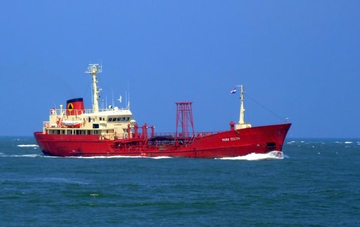 Tanker Maria Soltin