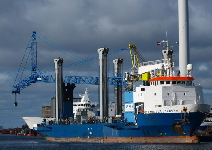 Sea Energy at Port Of Kalundborg DK