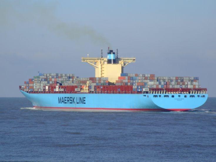 Maersk Line's Eleonora