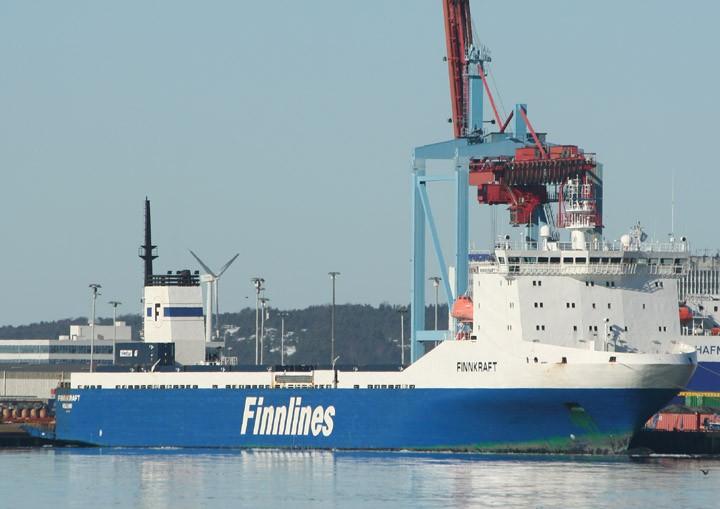 Finnkraft at Skandiahamn
