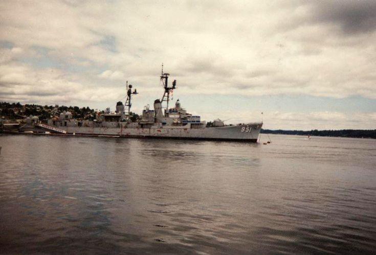 USS Turner Joy DD951