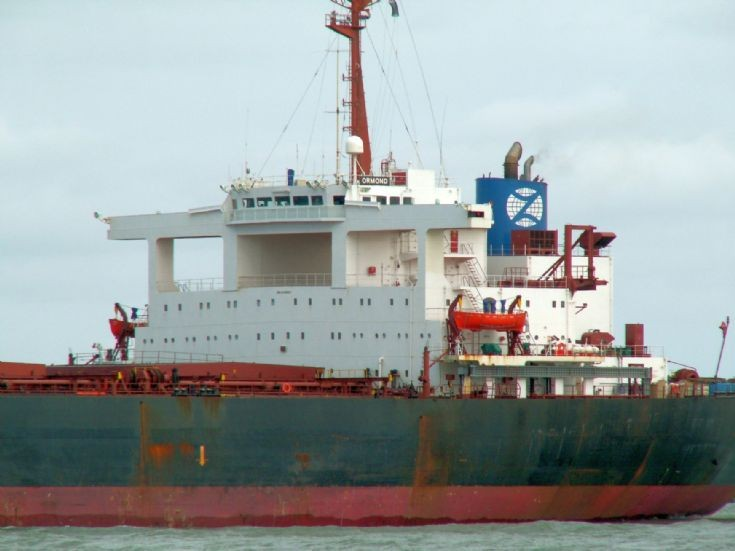 Bulk carrier Ormond