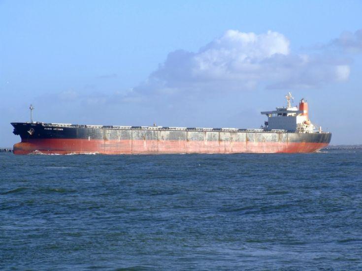 Bulk carrier Rubin Artemis