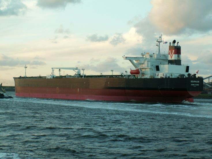 Bulk carrier Seapacis