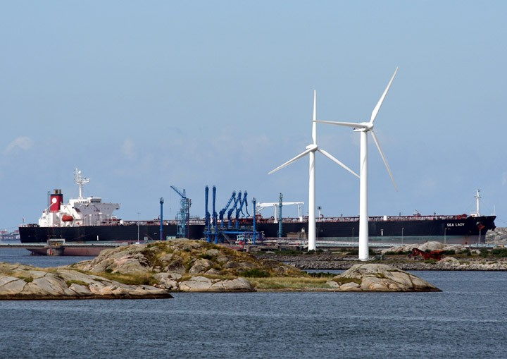 Sea Lady at Torshamn
