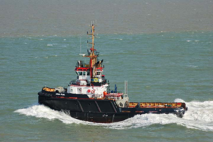 Photo of Tug Union Pearl at Zeebrugge