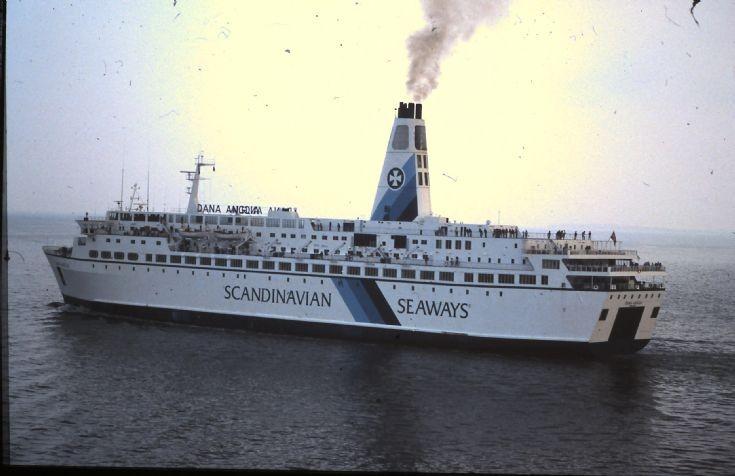 DANA ANGLIA ( Scandinavian Seaways)