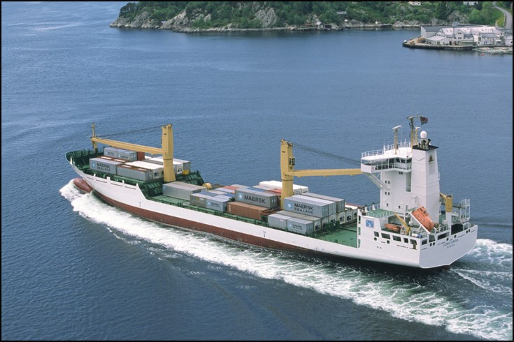 Container vessel CONCORDIA