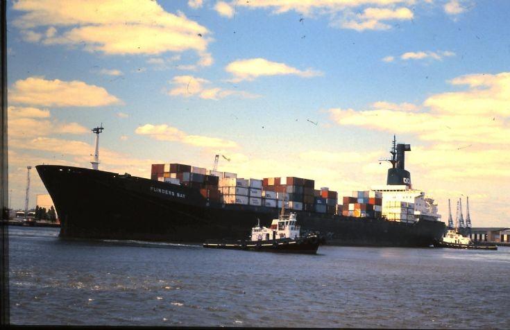 Photo of OCL's FLINDERS BAY