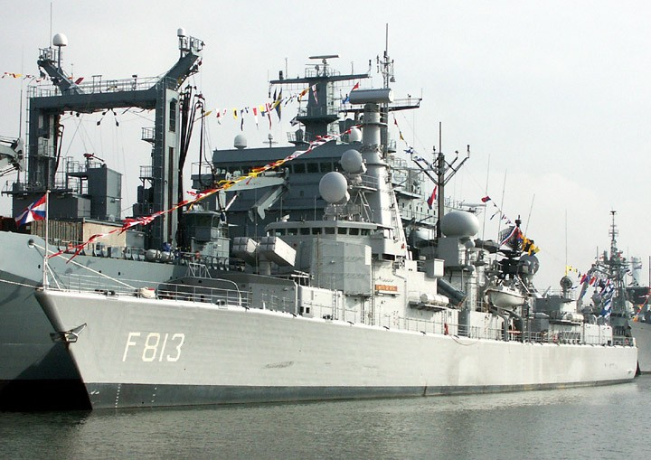 HNLMS Witte de With F813