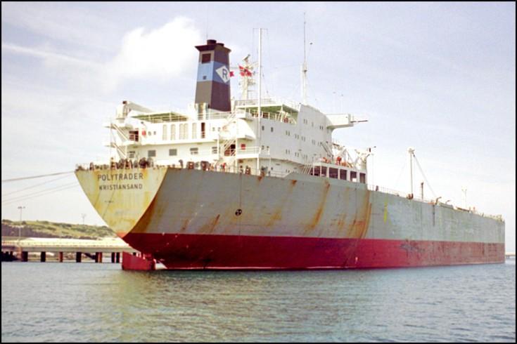 POLYTRADER - Crude oil tanker