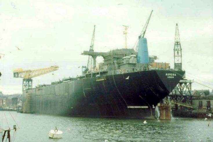 Bulk carrier AURORA