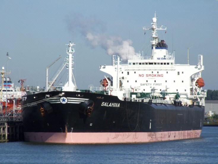 Tanker Salamina