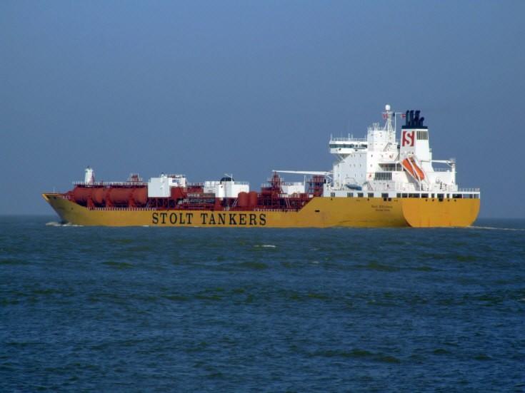 Photo of tanker Stolt Efficiency
