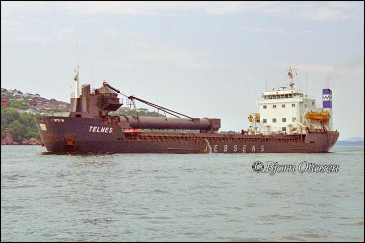 TELNES - Selfdischarge bulk carrier