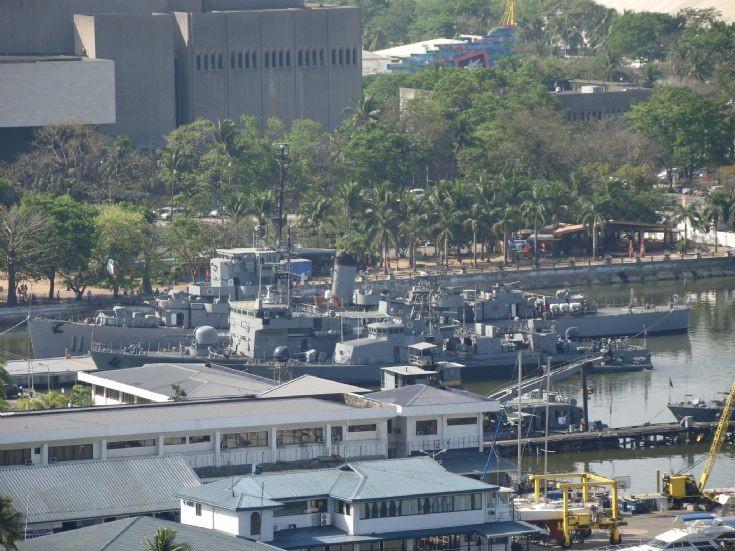 PN Warships...