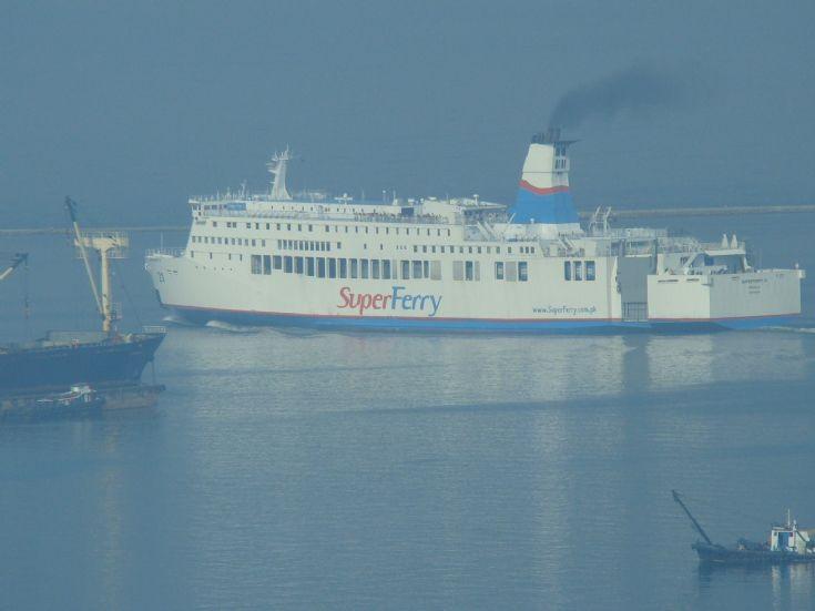 Super Ferry 21