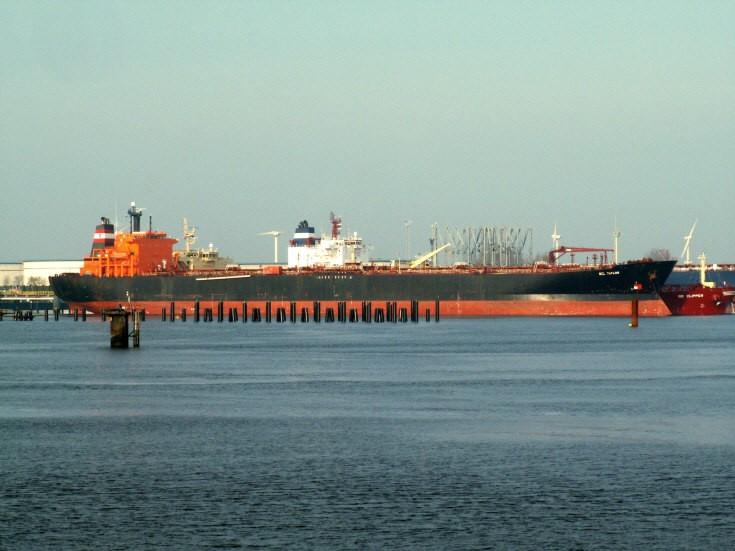 Photo of tanker Bel Taylor