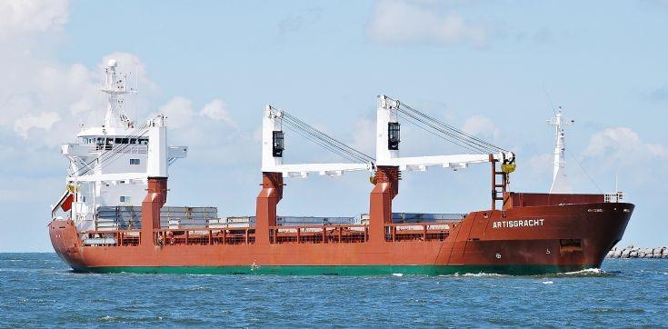 General cargo ship Artisgracht