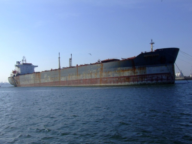 Tanker Longdar