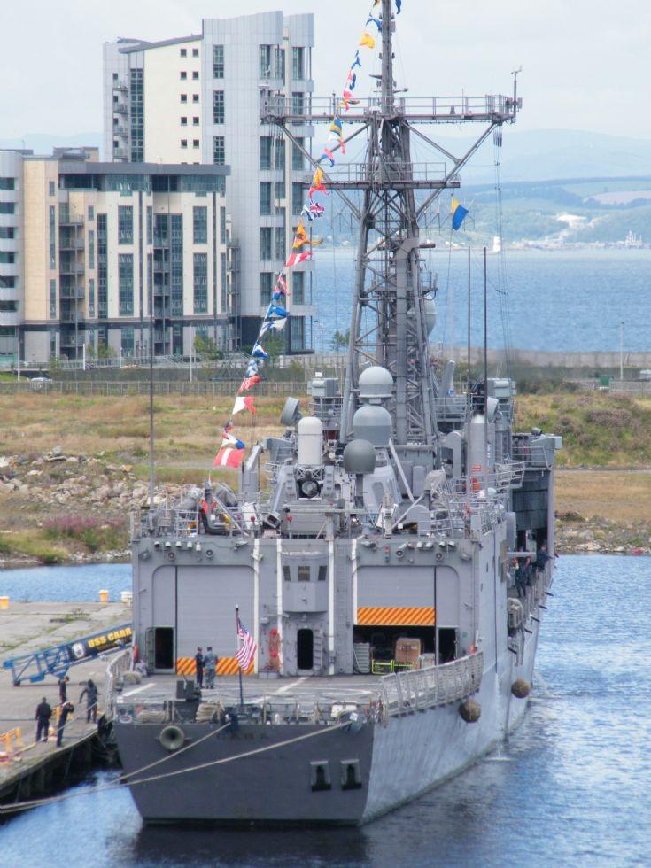 FFG-52 USS Carr