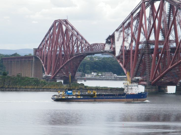 UKD Marlin at South Queensferry