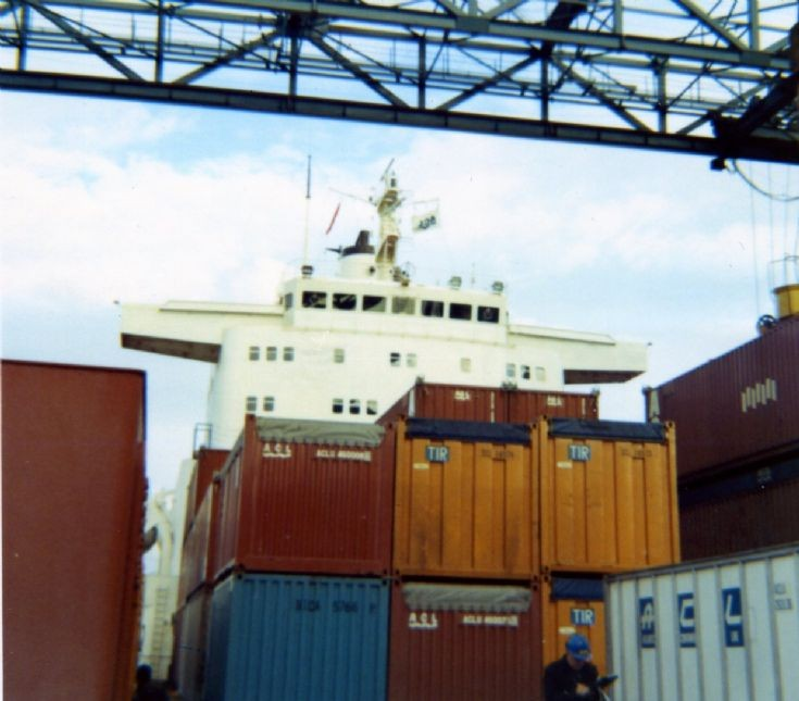 ATLANTIC CONVEYOR- Falklands loss