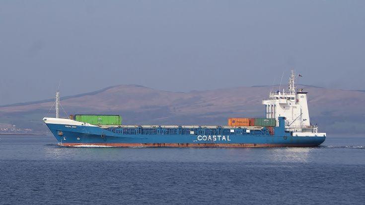 Boxboat 'Coastal Deniz'