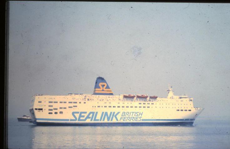St. Nicholas- Sealink.