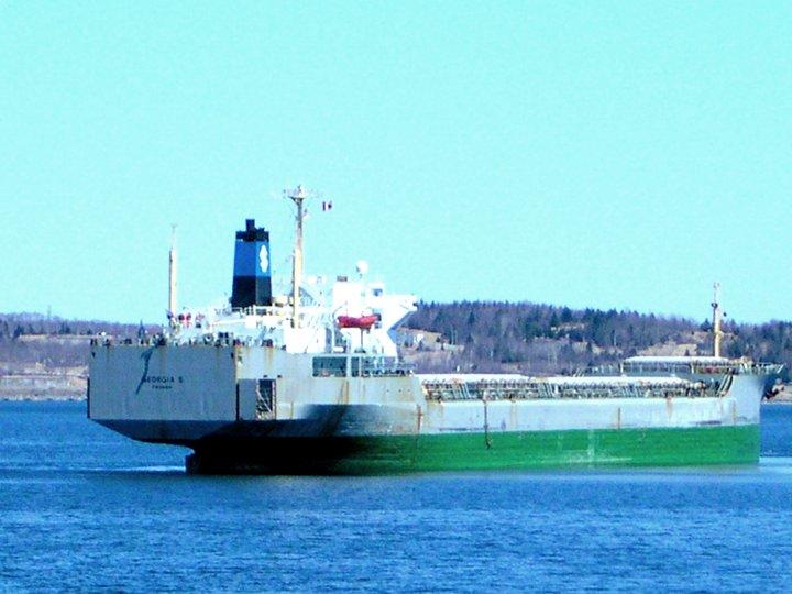 Georgia S at Halifax April 21st,2007