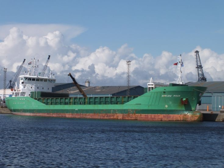 Photo of the Arklow Rock