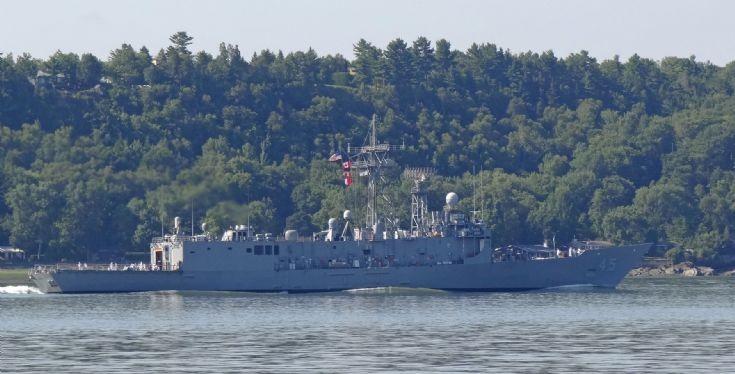 USS De Wert FFG-45 - 1 of 2