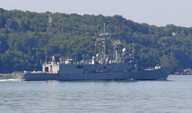 USS De Wert FFG-45 - 2 of 2