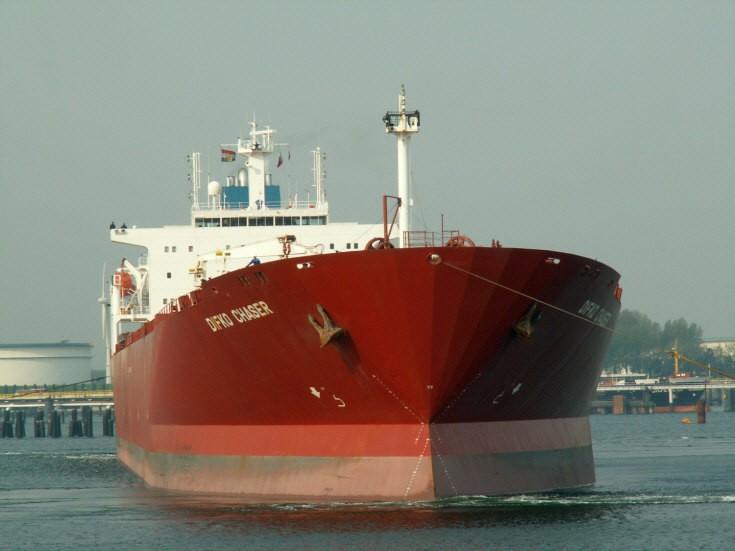 Tight tanker turn