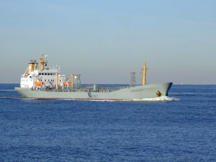 Photo of tanker Eberhard (IMO 8209652)