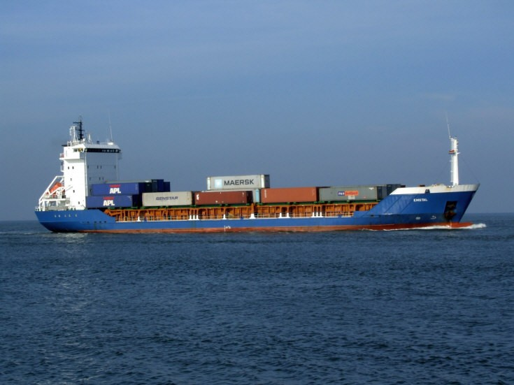Container ship Emstal