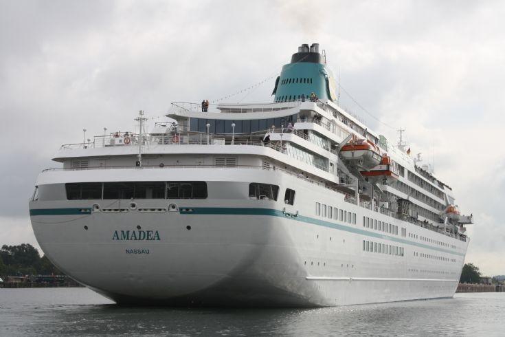 Nassau registered AMADEA