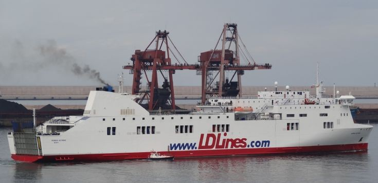 LD Lines' Norman Asturias